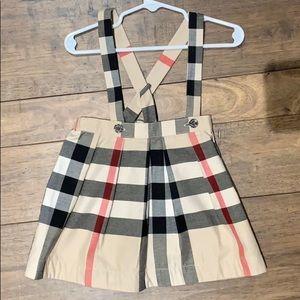 Kids Burberry Skirt
